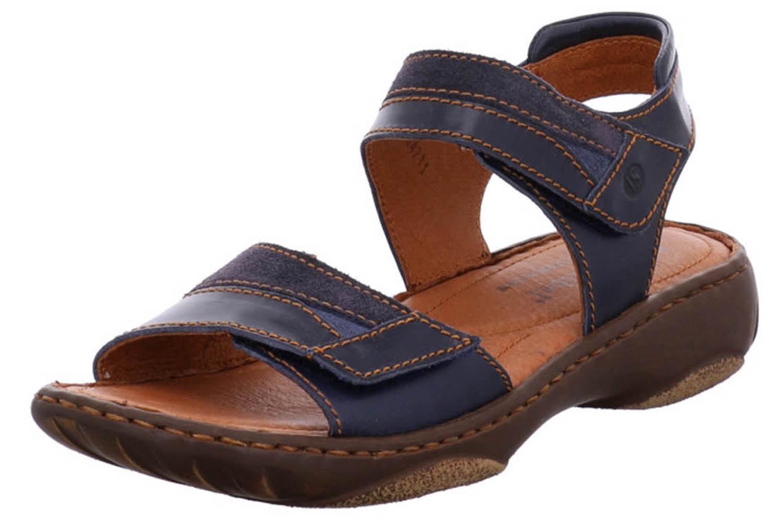 Josef Seibel SMU-Debra 19 Sandalen in Übergrößen Blau 76719 4413 596 große Damenschuhe – Bild 1