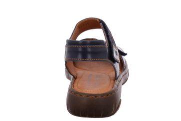 Josef Seibel SMU-Debra 19 Sandalen in Übergrößen Blau 76719 4413 596 große Damenschuhe – Bild 3
