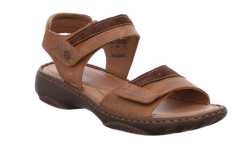 Josef Seibel SMU-Debra 19 Sandalen in Übergrößen Braun 76719 75913 322 große Damenschuhe – Bild 5