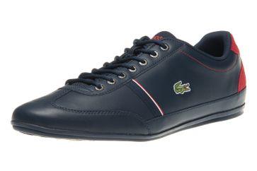 LACOSTE Sneaker in Übergrößen Blau 7-35CAM0083144 große Herrenschuhe – Bild 1