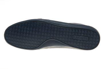LACOSTE Sneaker in Übergrößen Blau 7-35CAM0083144 große Herrenschuhe – Bild 7