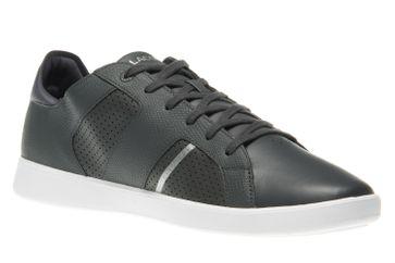 LACOSTE Sneaker in Übergrößen Grau 7-35SPM0040DA5 große Herrenschuhe – Bild 5