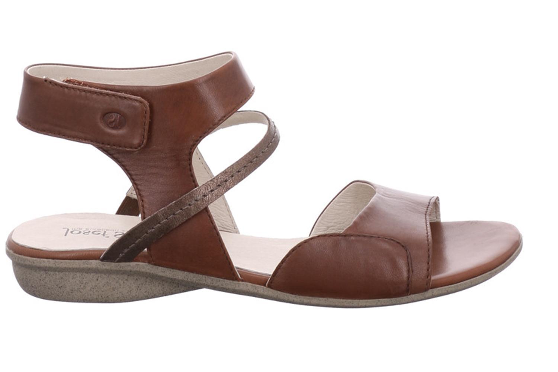 Josef Seibel Fabia 05 Sandalen in Übergrößen Braun 87505 852 341 große Damenschuhe – Bild 4