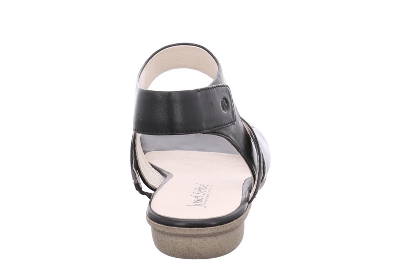 Josef Seibel Fabia 05 Sandalen in Übergrößen Schwarz 87505 852 101 große Damenschuhe – Bild 3