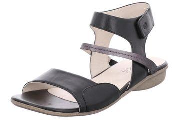 Josef Seibel Fabia 05 Sandalen in Übergrößen Schwarz 87505 852 101 große Damenschuhe
