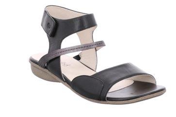Josef Seibel Fabia 05 Sandalen in Übergrößen Schwarz 87505 852 101 große Damenschuhe – Bild 5