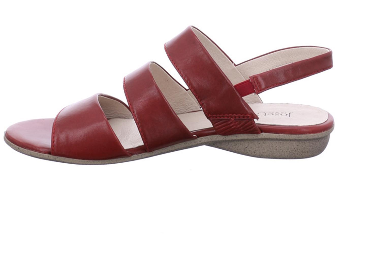 Josef Seibel Fabia 11 Sandalen in Übergrößen Rot 87511 971 460 große Damenschuhe – Bild 2