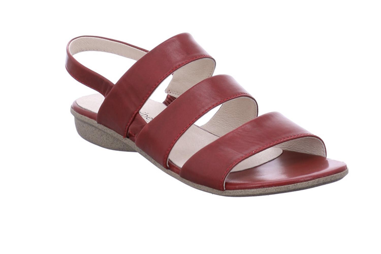Josef Seibel Fabia 11 Sandalen in Übergrößen Rot 87511 971 460 große Damenschuhe – Bild 5