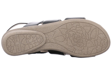 Josef Seibel Fabia 11 Sandalen in Übergrößen Schwarz 87511 971 100 große Damenschuhe – Bild 8