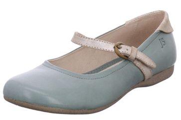 Josef Seibel Fiona 25 Ballerinas in Übergrößen Grün 87225 852 611 große Damenschuhe – Bild 1