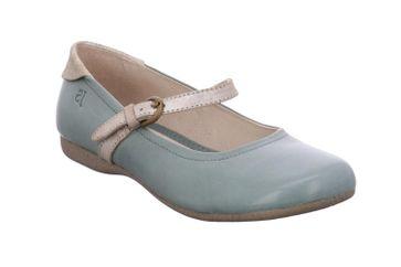 Josef Seibel Fiona 25 Ballerinas in Übergrößen Grün 87225 852 611 große Damenschuhe – Bild 5