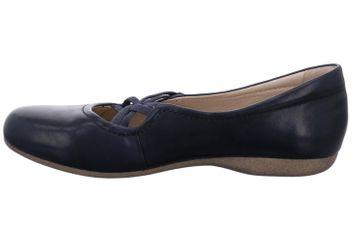 Josef Seibel Fiona 39 Ballerinas in Übergrößen Blau 87239 971 530 große Damenschuhe – Bild 2