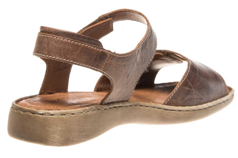 Josef Seibel Lisa 01 Sandalen in Übergrößen Braun 73715 9513 234 große Damenschuhe – Bild 3