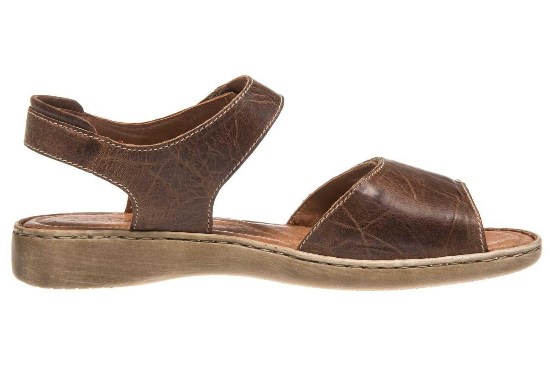 Josef Seibel Lisa 01 Sandalen in Übergrößen Braun 73715 9513 234 große Damenschuhe – Bild 4