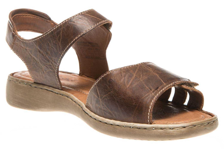 Josef Seibel Lisa 01 Sandalen in Übergrößen Braun 73715 9513 234 große Damenschuhe – Bild 5