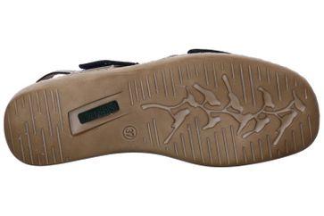 Josef Seibel Lisa 01 Sandalen in Übergrößen Blau 73715 9513 517 große Damenschuhe – Bild 7