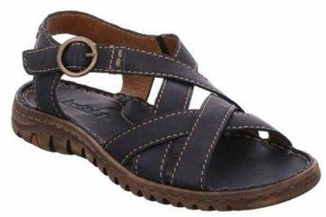 Josef Seibel Lucia 01 Sandalen in Übergrößen Blau 63801 343 500 große Damenschuhe – Bild 5
