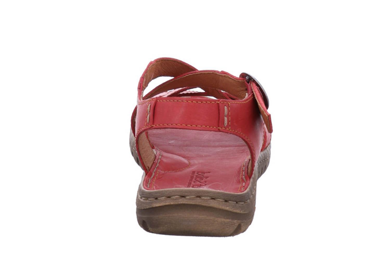 Josef Seibel Lucia 01 Sandalen in Übergrößen Rot 63801 343 400 große Damenschuhe – Bild 3