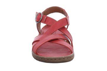 Josef Seibel Lucia 01 Sandalen in Übergrößen Rot 63801 343 400 große Damenschuhe – Bild 6