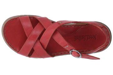 Josef Seibel Lucia 01 Sandalen in Übergrößen Rot 63801 343 400 große Damenschuhe – Bild 7