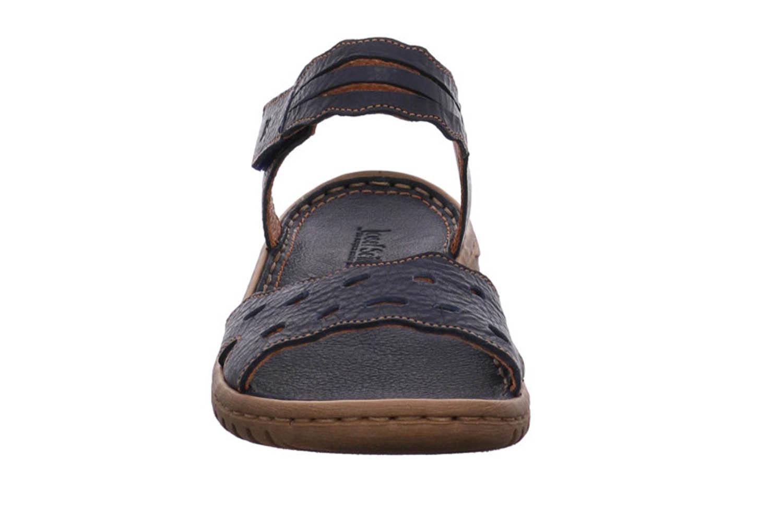 Josef Seibel Lucia 07 Sandalen in Übergrößen Blau 63807 343 500 große Damenschuhe – Bild 6