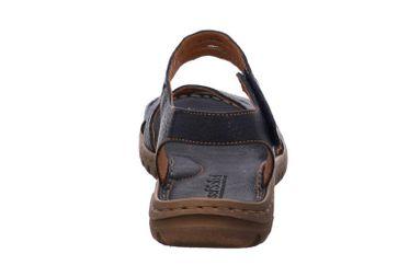 Josef Seibel Lucia 07 Sandalen in Übergrößen Blau 63807 343 500 große Damenschuhe – Bild 3