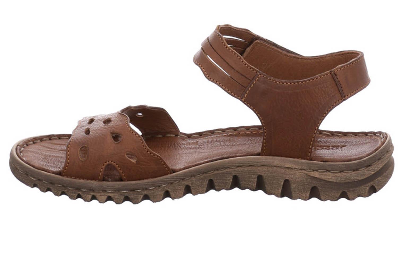 Josef Seibel Lucia 07 Sandalen in Übergrößen Braun 63807 343 350 große Damenschuhe – Bild 2