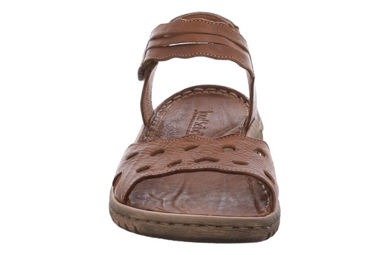 Josef Seibel Lucia 07 Sandalen in Übergrößen Braun 63807 343 350 große Damenschuhe – Bild 6