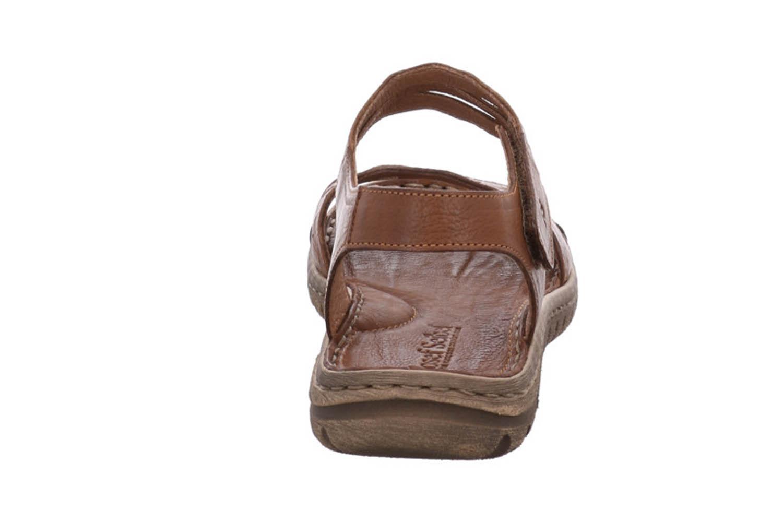 Josef Seibel Lucia 07 Sandalen in Übergrößen Braun 63807 343 350 große Damenschuhe – Bild 3