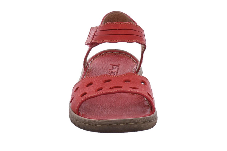 Josef Seibel Lucia 07 Sandalen in Übergrößen Rot 63807 343 400 große Damenschuhe – Bild 6