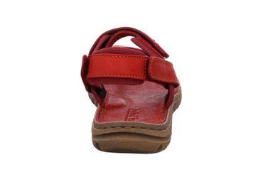 Josef Seibel Lucia 11 Sandalen in Übergrößen Rot 63811 344 400 große Damenschuhe – Bild 3
