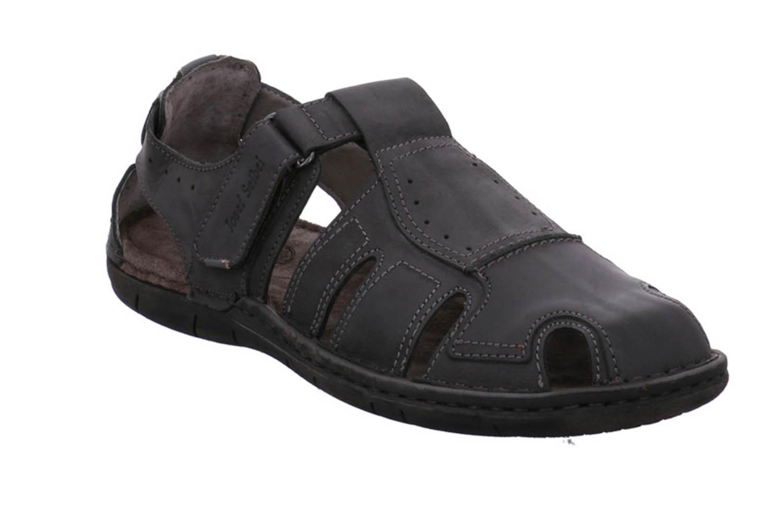 Josef Seibel Paul 15 Sandalen in Übergrößen Schwarz 43215 768 100 große Herrenschuhe – Bild 5