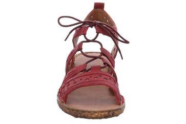 Josef Seibel Rosalie 15 Sandalen in Übergrößen Rot 79515 720 400 große Damenschuhe – Bild 6
