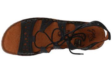 Josef Seibel Rosalie 15 Sandalen in Übergrößen Schwarz 79515 720 100 große Damenschuhe – Bild 7