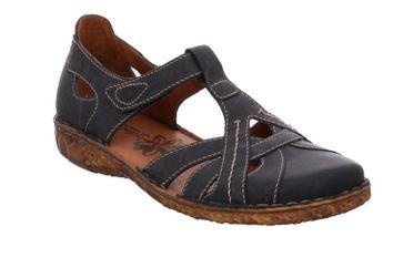 Josef Seibel Rosalie 29 Sandalen in Übergrößen Blau 79529 95 500 große Damenschuhe – Bild 5