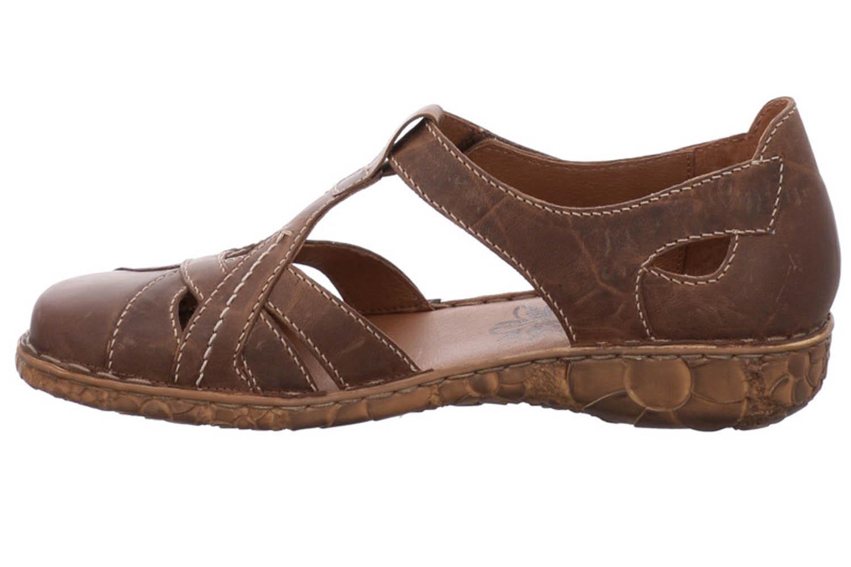 Josef Seibel Rosalie 29 Sandalen in Übergrößen Braun 79529 95 320 große Damenschuhe – Bild 2