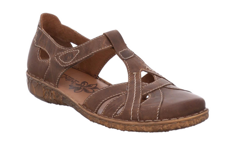 Josef Seibel Rosalie 29 Sandalen in Übergrößen Braun 79529 95 320 große Damenschuhe – Bild 5