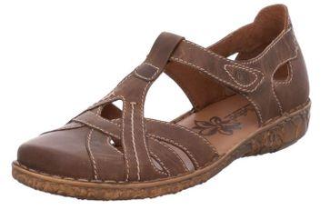 Josef Seibel Rosalie 29 Sandalen in Übergrößen Braun 79529 95 320 große Damenschuhe – Bild 1