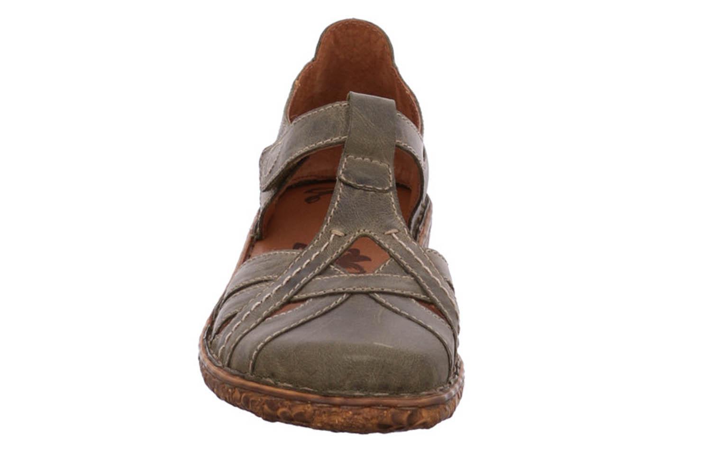 Josef Seibel Rosalie 29 Sandalen in Übergrößen Khaki 79529 95 630 große Damenschuhe – Bild 6