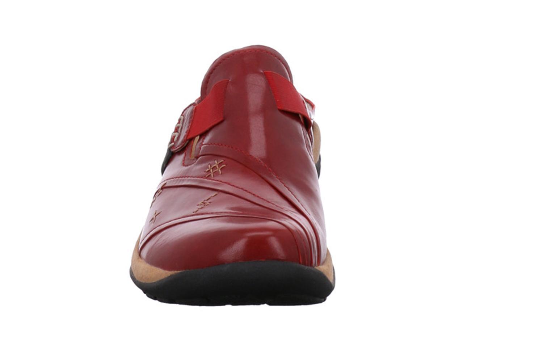 Romika Milla 26 Clogs in Übergrößen Rot 10026 90 460 große Damenschuhe – Bild 6