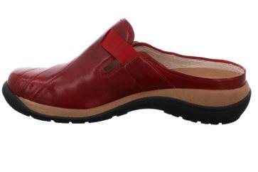 Romika Milla 26 Clogs in Übergrößen Rot 10026 90 460 große Damenschuhe – Bild 2