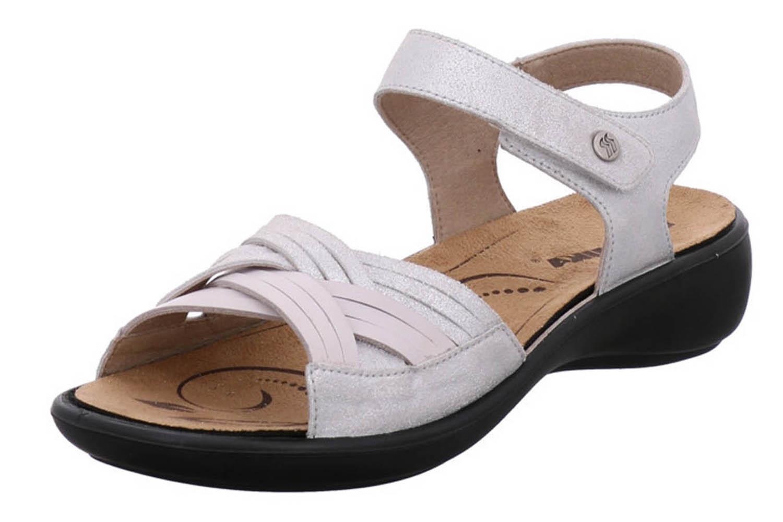 Romika Ibiza 85 Sandalen in Übergrößen Weiß 16085 49 000 große Damenschuhe – Bild 1