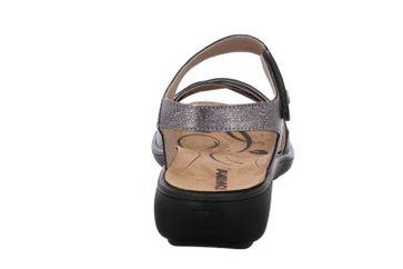 Romika Ibiza 85 Sandalen in Übergrößen Grau 16085 49 700 große Damenschuhe – Bild 3