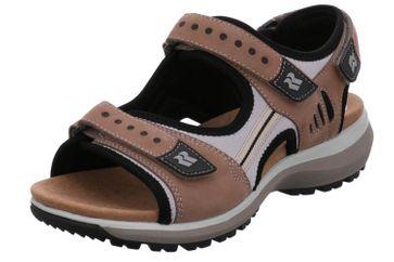 Romika Olivia 02 Sandalen in Übergrößen Beige 78302 78 250 große Damenschuhe – Bild 1