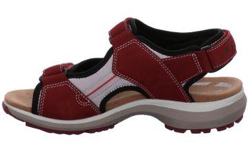 Romika Olivia 02 Sandalen in Übergrößen Rot 78302 78 420 große Damenschuhe – Bild 2