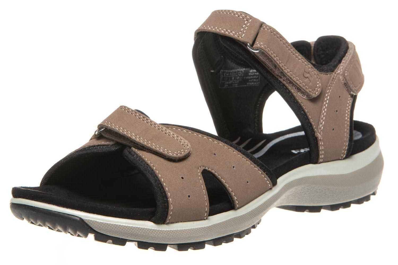 Romika Olivia 07 Sandalen in Übergrößen Beige 78307 78 250 große Damenschuhe – Bild 1