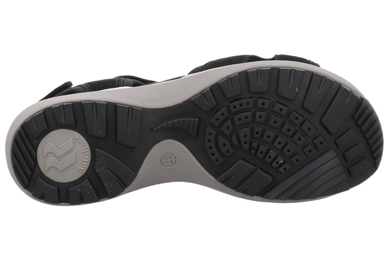 Romika Olivia 07 Sandalen in Übergrößen Schwarz 78307 78 100 große Damenschuhe – Bild 8