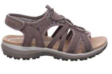 Romika Olivia 08 Sandalen in Übergrößen Grau 78308 78 710 große Damenschuhe – Bild 4