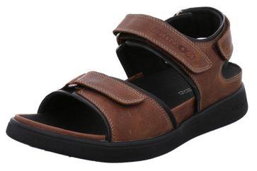 Romika Gomera H. S. 05 Sandalen in Übergrößen Braun 26105 81 310 große Herrenschuhe – Bild 6