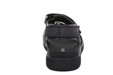 Romika Gomera H.S. 05 Sandalen in Übergrößen Schwarz 26105 81 100 große Herrenschuhe – Bild 3